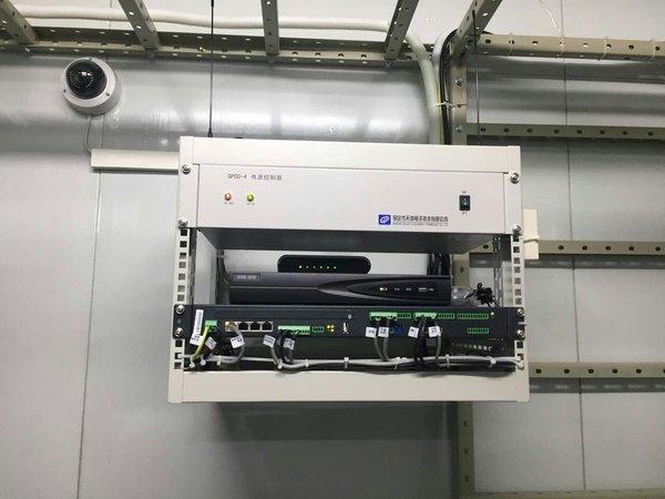 集寧-北京光纜傳輸系統工程動環監控設備安裝20.jpg